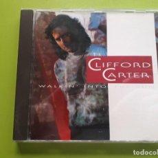 CDs de Música: CLIFFORD CARTER - WALKIN INTO THE SUN - 1992 - COMPRA MÍNIMA 3 EUROS. Lote 205555952