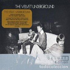 CDs de Música: THE VELVET UNDERGROUND 45 TH ANIVERSARIO DELUXE EDITION 2 CDS DIGIPACK NUEVO. Lote 205556490