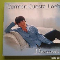 CDs de Música: CARMEN CUESTA LOEB - DREAMS - DIGIPACK - 2003 - COMPRA MÍNIMA 3 EUROS. Lote 205559738
