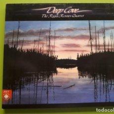 CDs de Música: DEEP COVE - THE RYGA ROSNES QUARTET - DIGIPACK - 2004 - COMPRA MÍNIMA 3 EUROS. Lote 205560190