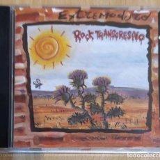 CDs de Música: EXTREMODURO (ROCK TRANSGRESIVO) CD 1994 - 1ª EDICIÓN. Lote 205560610