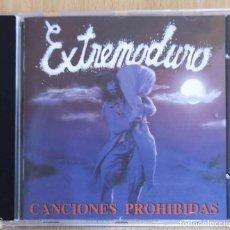 CDs de Música: EXTREMODURO (CANCIONES PROHIBIDAS) CD 1998. Lote 205560803