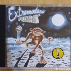 CDs de Música: EXTREMODURO (PEDRA) CD 1995. Lote 205561186