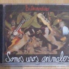 CDs de Música: EXTREMODURO (SOMOS UNOS ANIMALES) CD 1995 * PRECINTADO. Lote 205561753