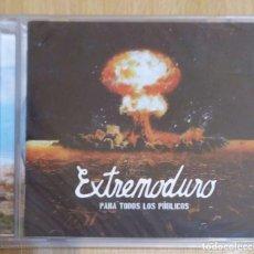 CDs de Música: EXTREMODURO (PARA TODOS LOS PUBLICOS) CD 2013 * PRECINTADO. Lote 205562021