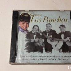 CDs de Música: CD EYDIE GORME Y LOS PANCHOS - DOBLE CD - PROMO SOUND AG - 1998.. Lote 205568268