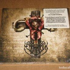 CDs de Música: (SIN ABRIR) MERRIMACK - OMEGAPHILIA ___ (DIGIPAK) _______ WATAIN - MAYHEM - MARDUK. Lote 205577031