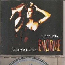 CDs de Música: ALEJANDRA GUZMAN - PASA LA VIDA / NO HAY NADIE COMO TU (CDSINGLE CAJA, FONOMUSIC 1995). Lote 205577056