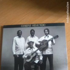 CDs de Música: COMPAY SEGUNDO CD GATEFOLD RARO (GASA). Lote 205579718