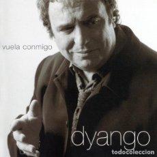 CDs de Música: CD DYANGO VUELA CONMIGO ALBUM PRECINTADO AQUITIENESLOQUEBUSCA ALMERIA. Lote 205579993