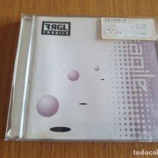 CDs de Música: FRAGILE - LEY RAQUIEM. Lote 205581086