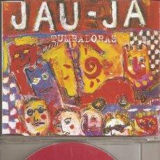 CDs de Música: JAU JA - TUMBADORAS (CDSINGLE CAJA, JAQUE MATE MUSIC 1998). Lote 205585788