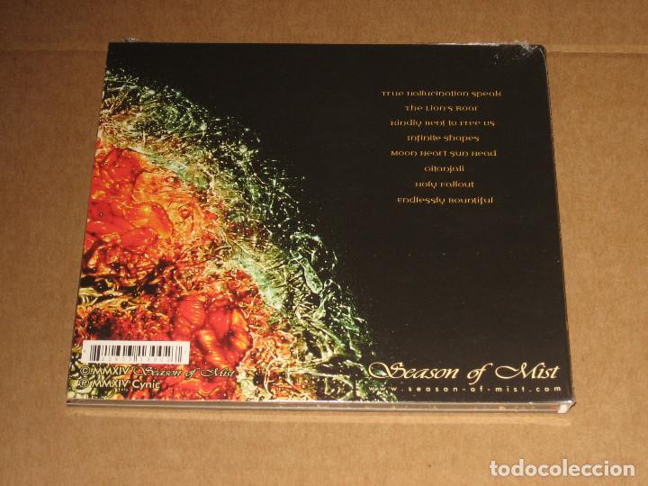 CDs de Música: (SIN ABRIR) CYNIC - Kindly bent to free us ______ (DIGIPAK EDICIÓN LIMITADA) EX- DEATH - Foto 2 - 205586461