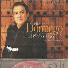CDs de Música: PLACIDO DOMINGO - PALOMA QUERIDA / LA MALAGUEÑA / LA RONDALLA / MAS FUERTE QUE YO. Lote 205588813