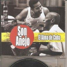 CDs de Música: SON AÑEJO - MAÑANA POR LA MAÑANA/JUAN PAMPIRO/ME DIERON LA CLAVE/GUAYABITA DEL PINAR. Lote 205589873