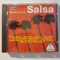 CDs de Música: SALSA. ESTRELLAS DE LA SALSA. NO PROBADO.. Lote 205597180