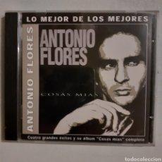 CDs de Música: ANTONIO FLORES. LO MEJOR DE LOS MEJORES. NO PROBADO.. Lote 205605323