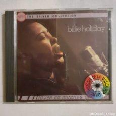 CDs de Música: BILLIE HOLIDAY. THE SILVER COLLECTION. NO PROBADO.. Lote 205605501