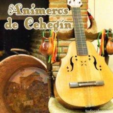 CDs de Música: ANIMEROS DE CEHEGÍN CD SLIM (ANGARILLA RECORDING, 2014). Lote 205605661