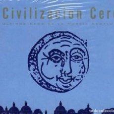 CDs de Música: CIVILIZACIÓN CERO - CD ÚLTIMOS ECOS DE LA MURCIA ANDALUSÍ (PLANET MUSIC, 2001). Lote 205605790