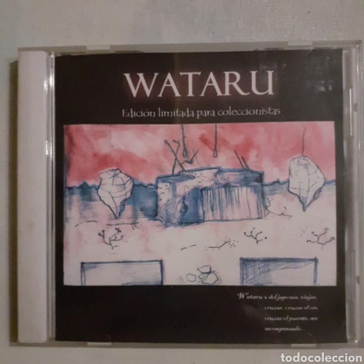 WATARU. EDICION LIMITADA PARA COLECCIONISTAS. NO PROBADO. VALORACIÓN VISUAL VG++ (Música - CD's New age)
