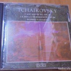 CDs de Música: CD TCHAIKOVSKY SOUND CLASICAL 1993. Lote 205606038