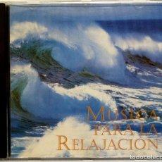 CDs de Música: MUSICA PARA LA RELAJACION. Lote 205582085