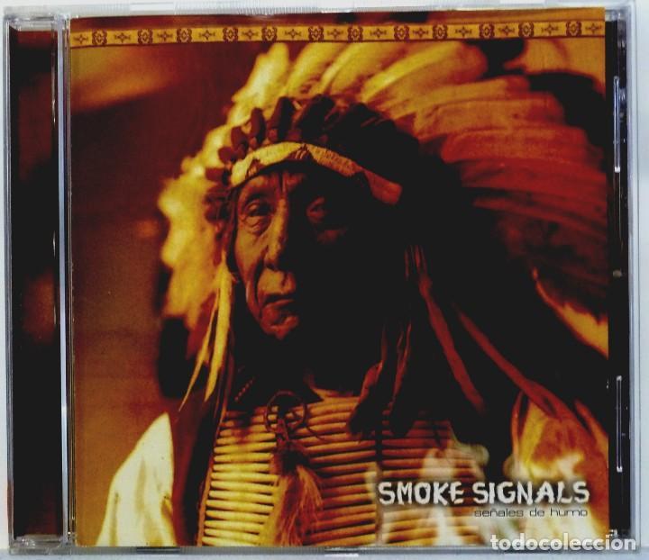 SMOKE SIGNALS - VARIOS (Música - CD's New age)