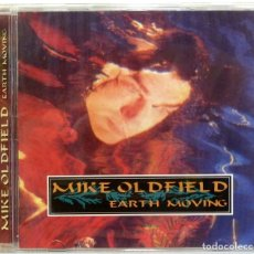 CDs de Música: MIKE OLDFIELD - EARTH MOVING. Lote 205582091