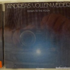 CDs de Música: ANDREAS VOLLENWEIDER - DOWN TO THE MOON. Lote 205582095