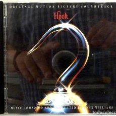 CDs de Música: HOOK - JOHN WILLIAMS. Lote 205582106
