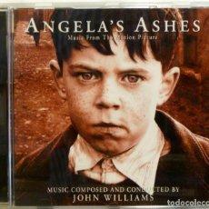 CDs de Música: ANGELAS'S ASHES - JOHN WILLIAMS. Lote 288517398