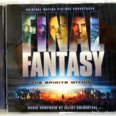 CDs de Música: FINAL FANTASY - THE SPIRITS WITHIN - ELLIOT GOLDENTHAL. Lote 205582120