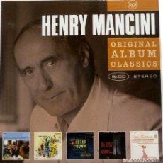 CDs de Música: HENRY MANCINI -ORIGINAL ALBUM CLASSICS - HENRY MANCINI. Lote 205582125
