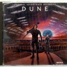 CDs de Música: DUNE - TOTO. Lote 205582132