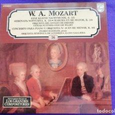 CDs de Música: W.A. MOZART. Lote 205655110