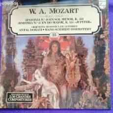 CDs de Música: W.A. MOZART. VINILO. LP. Lote 205655453