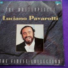 CDs de Música: LUCIANO PAVAROTTI. VINILO. (3 DISCOS)LP. Lote 205656368
