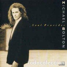 CDs de Música: CD MICHAEL BOLTON SOUL PROVIDER. Lote 205668401