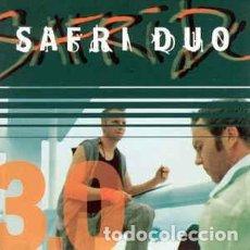 CDs de Música: SAFRI DUO SAFRI DUO - 3.0 - CD ALBUM. Lote 205671202