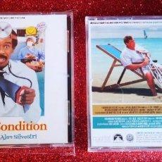 CDs de Música: CRITICAL CONDITION + SUMMER RENTAL / ALAN SILVESTRI. Lote 205683005