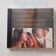 CDs de Música: CLASICOS CONTEMPORÁNEOS INTERNACIONALES. NO PROBADO. VALORACIÓN VISUAL VG++. Lote 205690270