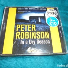 CDs de Música: PETER ROBINSON. IN A DRY SEASON. 2 CD´S. Lote 205699947