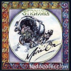 CDs de Música: STRAVAIG - MOVIN' ON (CD, ALBUM) LABEL:GREENTRAX CAT#: CDTRAX 074. Lote 205719178