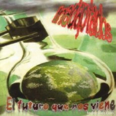 CDs de Música: INADAPTADOS - EL FUTURO QUE NOS VIENE - PUNK - WC RECORDS - PRECINTADO. Lote 205723882