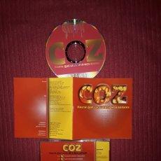 CDs de Música: COZ: HASTA QUE LA SUERTE NOS SEPARE. CD 1997.. Lote 205725440