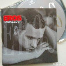 CDs de Música: CD EROS RAMAZZOTTI - EROS, RECOPILATORIO, EU 1997 (VG+_VG+). Lote 205727435