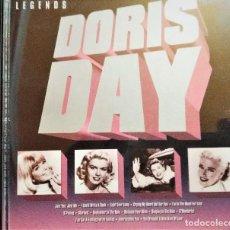 CDs de Música: CD, DORIS DAY, LEGENDS, 1994, WISEPACK – LECD 091 , MUY BUEN ESTADO , COMO NUEVO(EX _EX). Lote 205730561