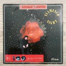 CDs de Música: ENRIQUE MORENTE - CD. SINGLE - CANTAR DEL ALMA / LA LEYENDA DEL TIEMPO - LORCA. Lote 205730903