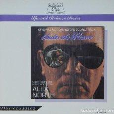 CDs de Música: UNDER THE VOLCANO / ALEX NORTH CD BSO. Lote 205731226